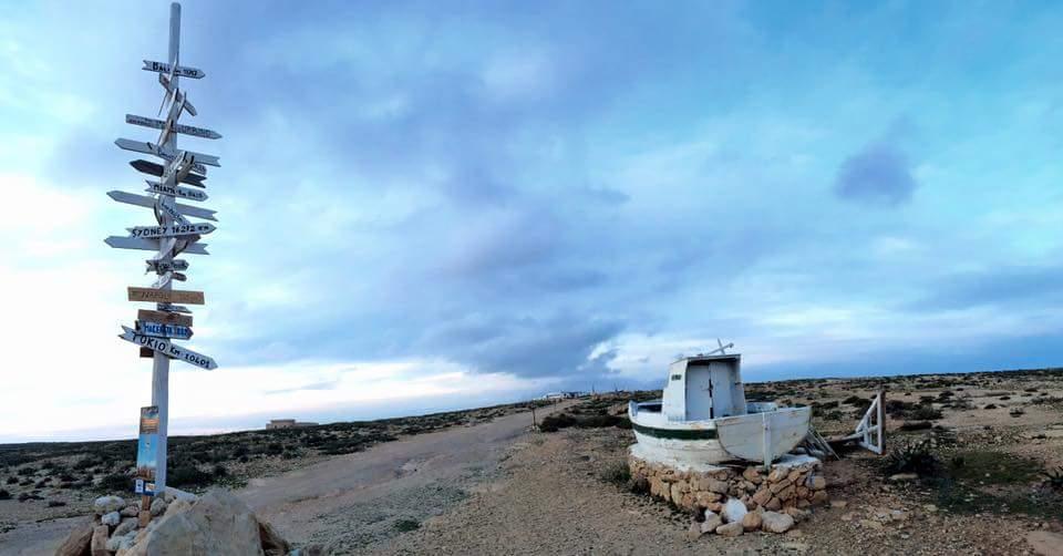 Lampedusa Club O'scà