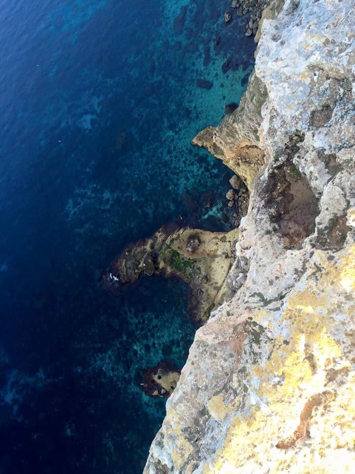 Capo Ponente Lampedusa