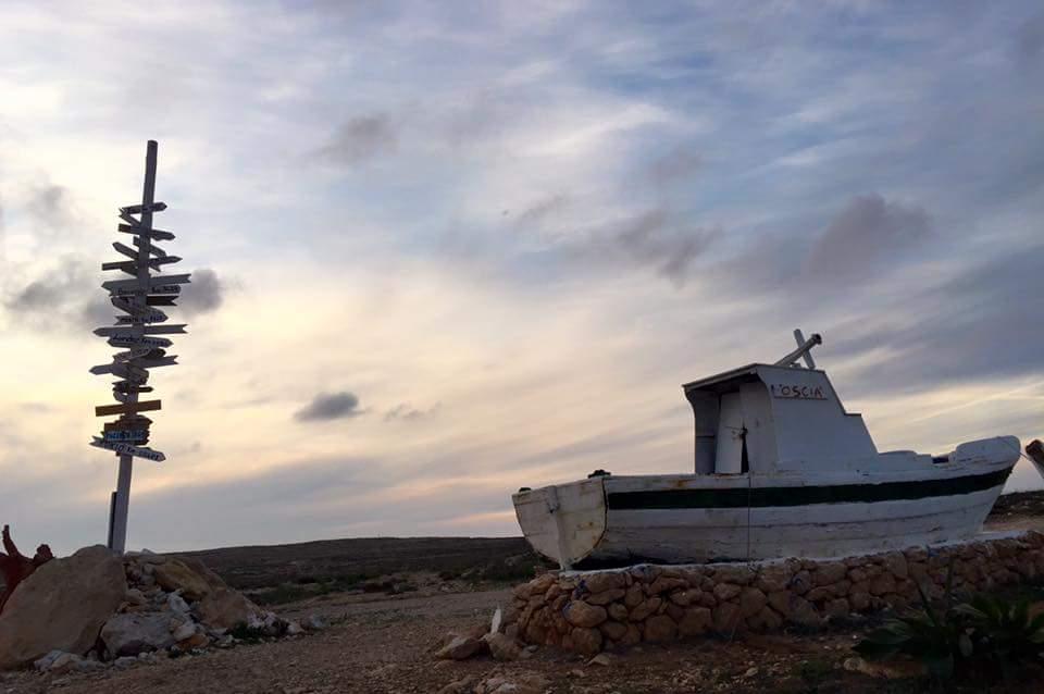 Club oscia Lampedusa