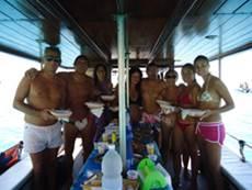 Escursione in barca Lampedusa