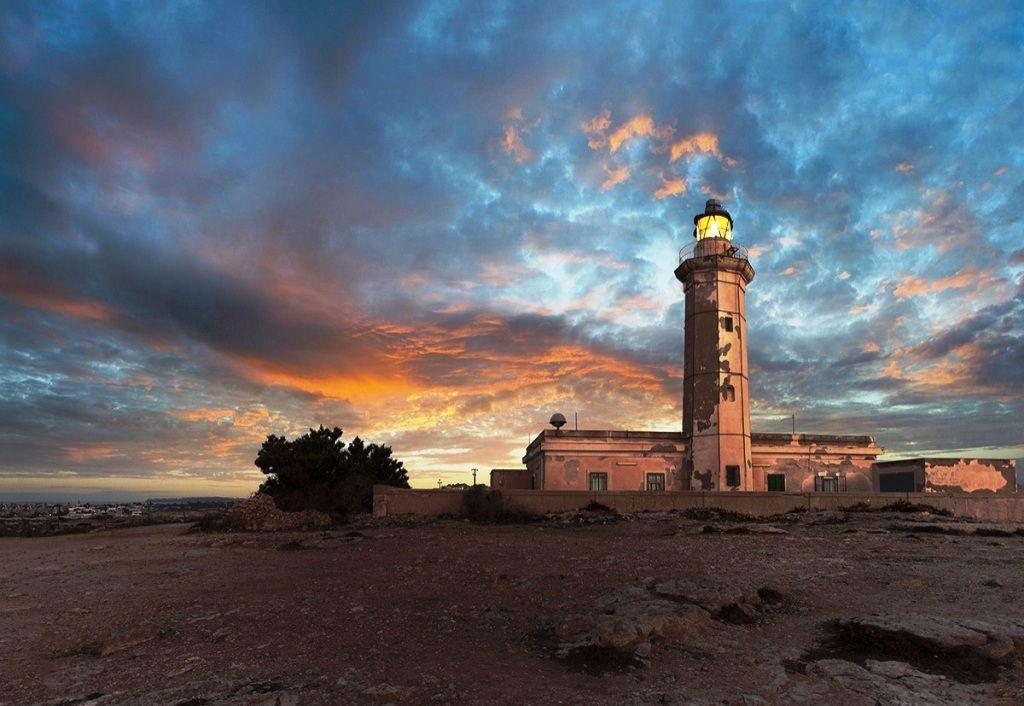 Faro Grecale Lampedusa