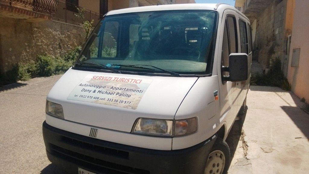 Servizio Transfer Lampedusa