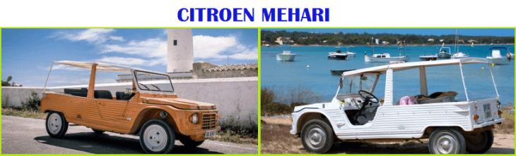 Noleggio Mehari Lampedusa
